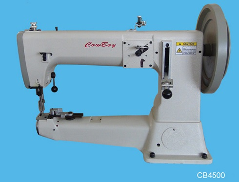 Cylinder Bed Leather Sewing Machine For Saddle Harness Sofas